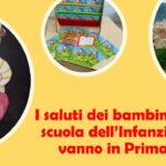 I saluti dei bambini della Scuola dell'Infanzia che vanno in Primaria